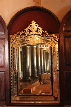 Wall Mounted Belgian Mirrors