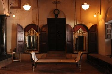 Belgian Mirrors in CVR House