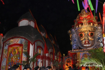 Another Puja Pandal