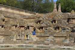 Step Tank at Sun Temple, Modhera
