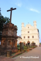 Churches in Old Goa
