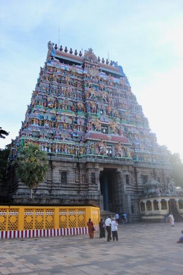 Gopuram of Chidambaram Temple
